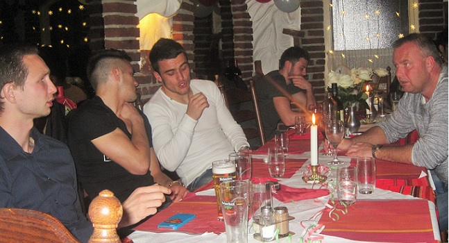 Matavz, Tadic en Kostic