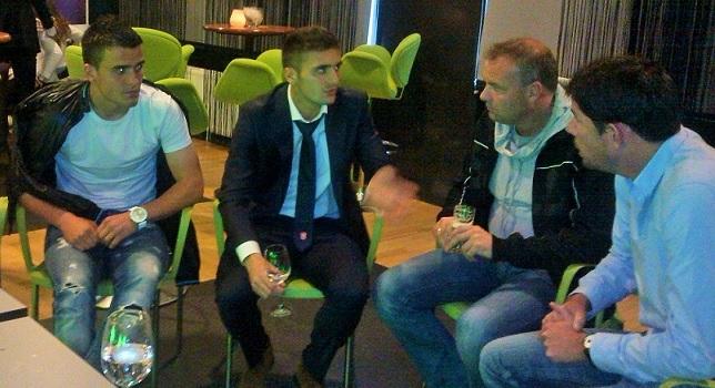 Tadic, Kostic en vd Looi